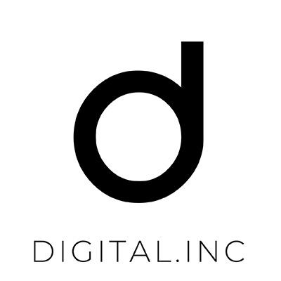 Digital Inc d logo